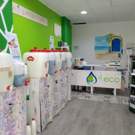 Detergentes y productos de limpieza